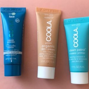 COOLA samples SPF 30